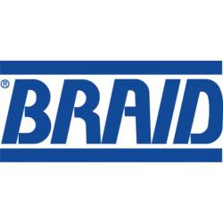 Braid Fullrace 8x16 fälg för rally och racing