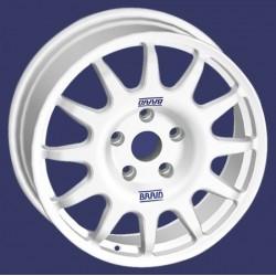 Braid Fullrace R 7x17 fälg för rally och racing