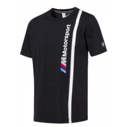 BMW Motorsport Team t-shirt blå