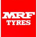 MRF ZDM3 rallydäck för grus. Rally racing bilsport