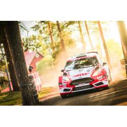 Ss1 - WRC2 : Rally Neste Finland 2018