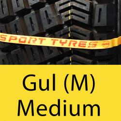 MRF ZDM3 Gul (M) Medium Gummiblandning