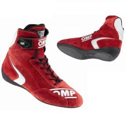 OMP First High FIA-skor Blå. Rallyskor för bästa stöd och känsla.