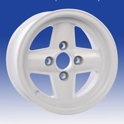 Ford GP4 – White 13 x 8.0...
