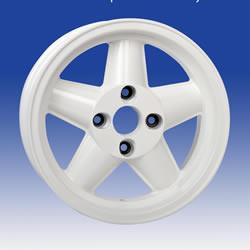 Ford GP4 – White 15 x 6.0...
