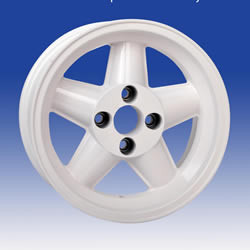 Ford GP4 – White 15 x 7.0...