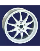 3 Part Racing Concept Wheels